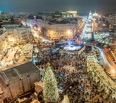 New Year in Kyiv Tour