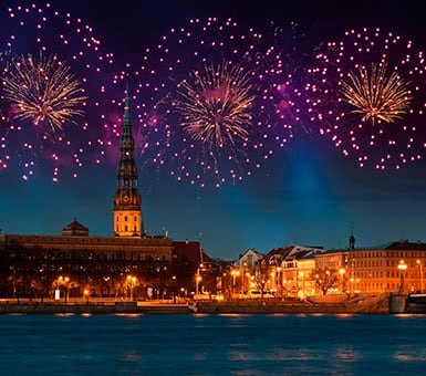 New Year in the Baltics Tour