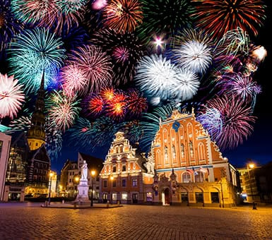 New Year in Riga Tour